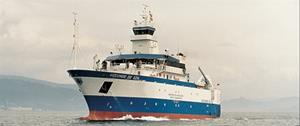 "Ingeteam has completed the retrofit works for the fishery research vessel ""Vizconde de Eza"""