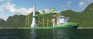 Ingeteam Group has been granted a contract with the CSBC Corporation, Taiwan as the electrical system integrator of the very first Taiwanese built offshore wind installation vessel