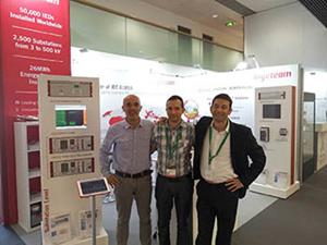 Ingeteam reinforces its presence at ALL ENERGY and CIRED 2017