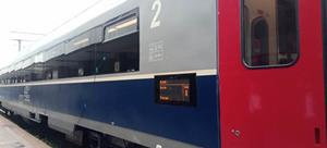 Ingeteam will supply the HVAC control system in CFR's (Romanian National Railways) 2068 series