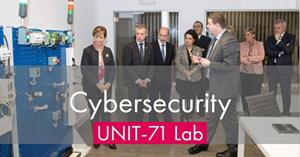 Ingeteam collaboration with UNIT71-LAB cybersecurity laboratory