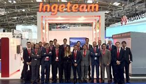 Ingeteam is to showcase its latest developments at Intersolar Europe 2017
