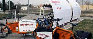 Ingeteam and Urban Ciclo: one more year together encouraging the use of the bicycle in Albacete