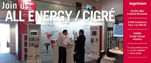 Visit us at ALL ENERGY and CIGRÉ 2018