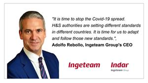 Covid-19 March 29th update:  letter from Adolfo Rebollo, Ingeteam Group´s CEO
