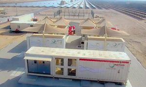 Ingeteam supplies its storage power station for pilot BESS project in Dubai's largest Mohammed bin Rashid Al Maktoum Solar Park