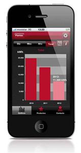 Ingeteam develops a new app for iPhone to monitor PV installations