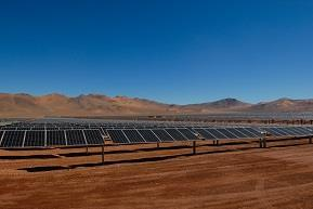 Ingeteam exceeds 120 MW of PV power supplied in Chile