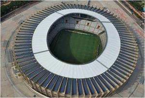 Ingeteam PV inverters for the 2014 Football World Cup stadiums
