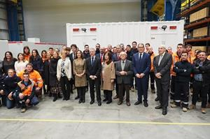 Ingeteam inaugurates new plant in Spain