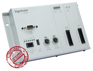 INGESYS IC2 controller already available on the market