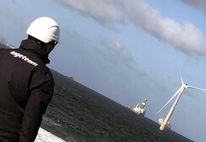Ingeteam is participating in the project for the first offshore wind turbine in Spain