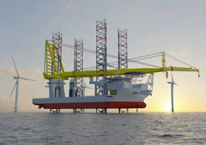 Ingeteam inks the contract as electrical system integrator for world´s largest offshore jack-up installation vessel built at COSCO Nantong