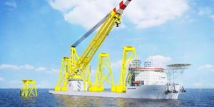 "Ingeteam selected as the electrical system integrator for Jan De Nul´s Heavy Lift Vessel ""Les Alizés"" built at China Merchants Heavy Industry Haimen"