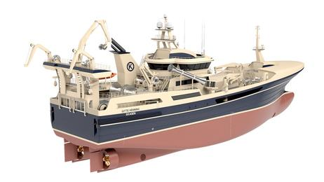 Ingeteam signs the contract with Zamakona Shipyard  (Bilbao, Spain) for the hybrid-electric propulsion system of the new green pelagic fishing trawler for Gitte Henning
