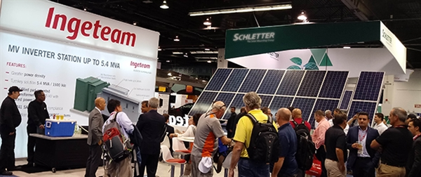 Ingeteam will be present at the largest renewables trade show in the United States