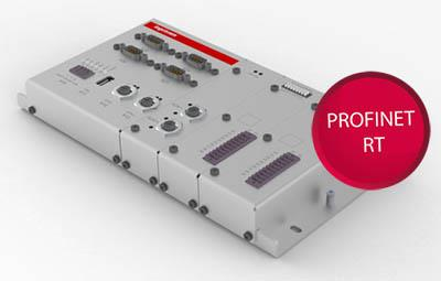 New PROFINET RT module for INGESYS IC2