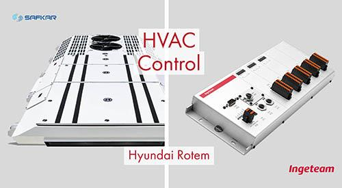 INGESYS IC2 approved for HYUNDAI-ROTEM