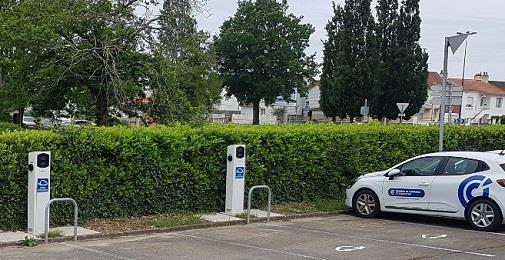 Ingeteam supplies the charging stations for the Nantes Chamber of Commerce in France
