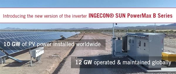Ingeteam is to showcase its latest developments at Intersolar Europe 2018