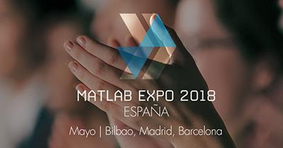 Participation in MATLAB EXPO 2018