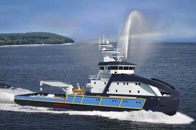 Ingeteam started the commissioning of 2 multipurpose vessels at Remontowa Shipbuilding S.A.