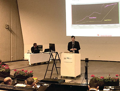 "Ingeteam presentó conferencia en ""Aachen International Mining Symposia"""