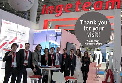 Novedades presentadas por Ingeteam en los eventos Innotrans y Wind Europe