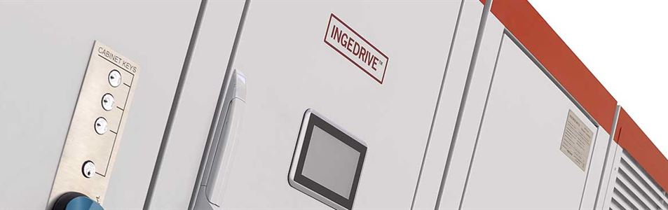 INGEDRIVE™ Variable Speed Drives