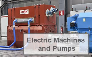 Electric Machines and Pumps