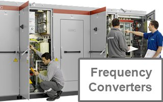 Frecuency Converters