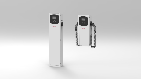 Electric car charger Ingerev Fusion Street and Fusion Wall